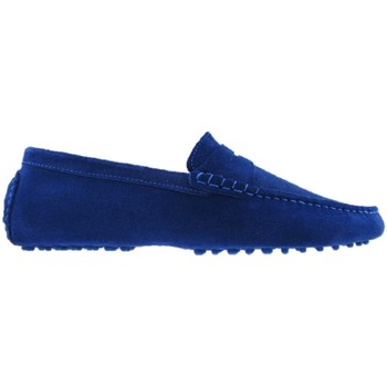Chaussures Homme Mocassins The Weekenders The Driver Bleu nuit