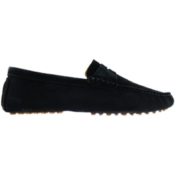 Chaussures Homme Mocassins The Weekenders The Driver Noir