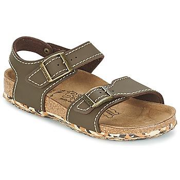 Chaussures Fille Sandales et Nu-pieds Birki's NEW YORK Neoprene Brown