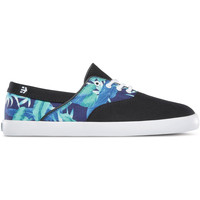 Chaussures Femme Baskets basses Etnies CORBY WOS BLACK WHITE PRINT