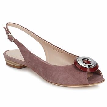 Chaussures Femme Sandales et Nu-pieds Fericelli PITOUCLI camoscio malva
