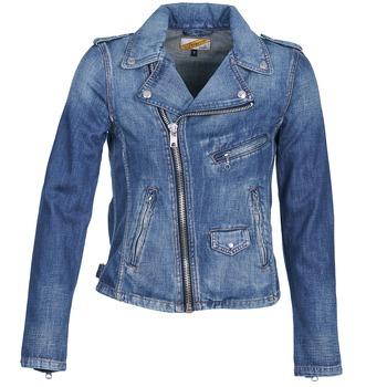 Vêtements Femme Vestes en jean Schott JANIS Bleu