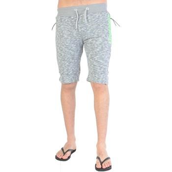 Vêtements Homme Shorts / Bermudas Geographical Norway Bermuda  Plashburn Gris