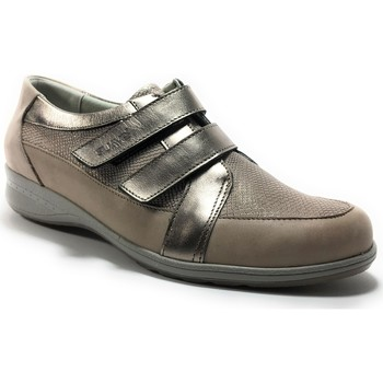 Chaussures Femme Baskets basses Suave 7525IC Or