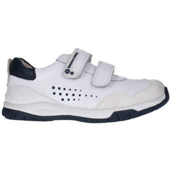 Chaussures Fille Baskets basses Biomecanics 182195 bleu