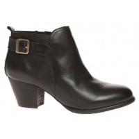 Chaussures Femme Bottines Ilario Ferucci Bottines Clarabel Noir Noir