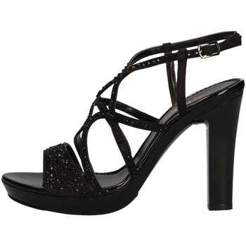 Chaussures Femme Sandales et Nu-pieds Repo 46420 Sandales Femme Noir Noir