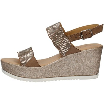 Chaussures Femme Sandales et Nu-pieds Repo 20200 Sandales Femme TAUPE TAUPE