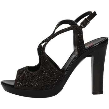 Chaussures Femme Sandales et Nu-pieds Repo 46419 Sandales Femme Noir Noir