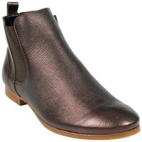 Chaussures Femme Bottines Hirica Bottine Bolivie Mordore Multicolor