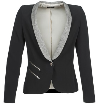 Vêtements Femme Vestes / Blazers One Step VIOLON Noir