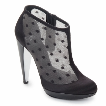 Chaussures Femme Low boots Azzaro INTERLUDE Noir