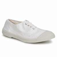Chaussures Femme Baskets basses Bensimon TENNIS LACET Blanc