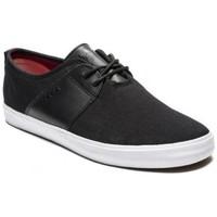 Chaussures Homme Chaussures de Skate Lakai albany black canvas Noir