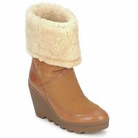 Chaussures Femme Bottines Ash VARUSHKA Camel