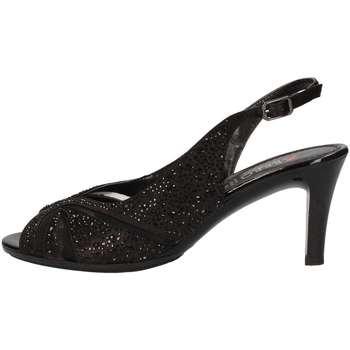 Chaussures Femme Sandales et Nu-pieds Repo 45289 Sandales Femme Noir Noir