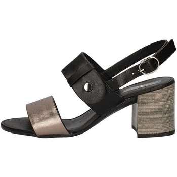 Chaussures Femme Sandales et Nu-pieds Repo 31231 Sandales Femme Noir Noir